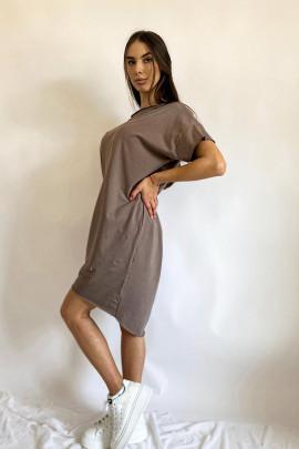 Šaty Danila bahnové