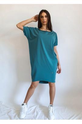 Šaty Danila zelené