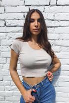 Tričko Lazaro béžové