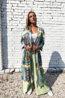 Kimono Michael
