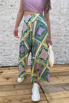 Nohavice Malika zelené