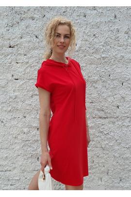 Šaty Adel červené