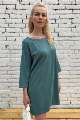 Šaty Alina mentolové
