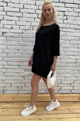 Šaty Alina čierne