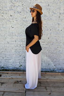 Tričko Ontarius čierne