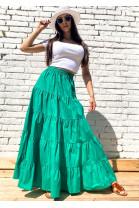 Sukňa Rea zelená