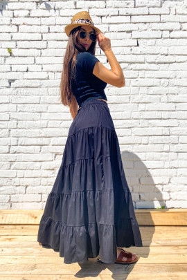 Sukňa Rea čierna