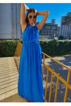 Šaty Constance modré