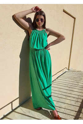 Šaty Constance zelené