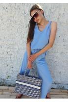 Komplet Palfino modrý