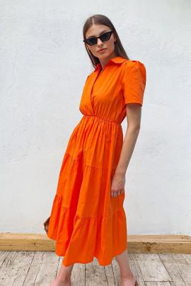 Šaty Pawol oranžové