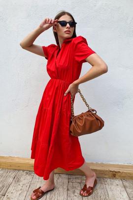 Šaty Pawol červené