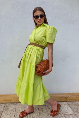 Šaty Pawol jabĺčkové