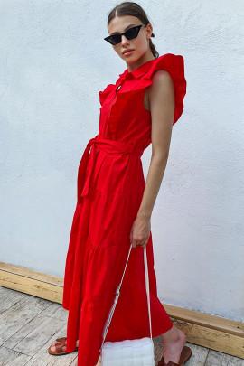 Šaty Vanni červené