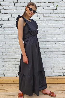 Šaty Etienne čierne