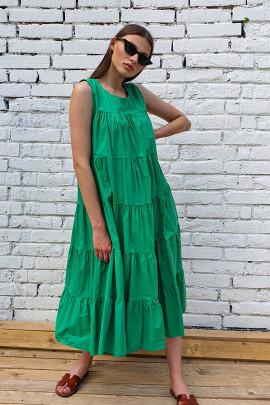 Šaty Eli zelené