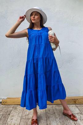 Šaty Eli modré