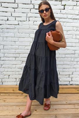 Šaty Eli čierne