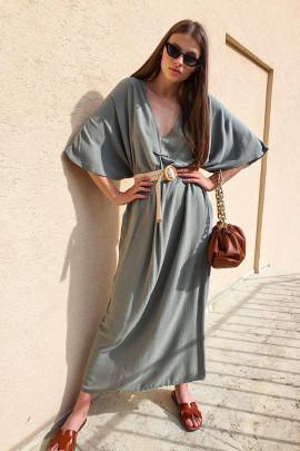 Šaty Rosalia  khaki