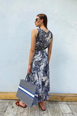 Šaty Lada modré
