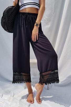 Nohavice RORY čierne