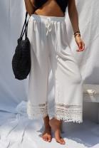 Nohavice RORY biele