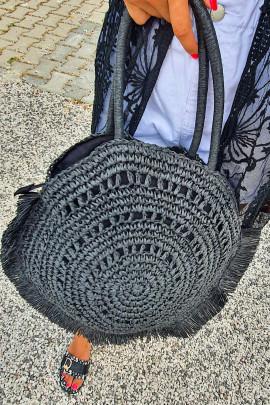 Kabelka Lolla čierna