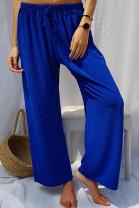 Nohavice LEA modré