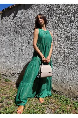 Šaty Sonja zelené