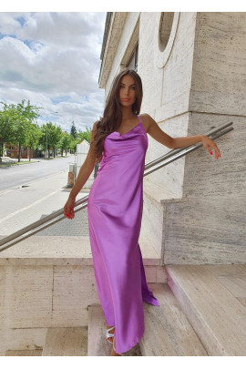 Šaty Gloria fialové
