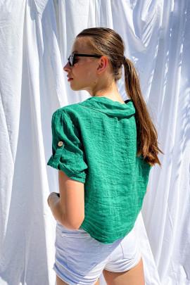 Košeľa Samia zelená