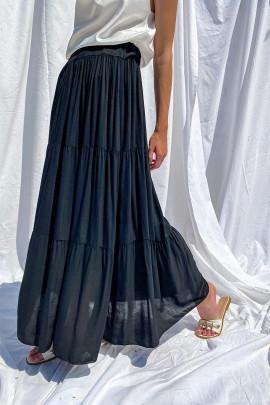Sukňa Amanda čierna