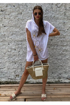 Tričko Ester biele
