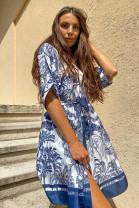 Kimono Vito modré