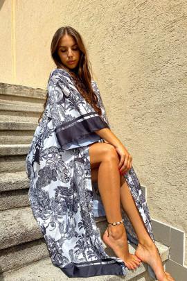 Kimono Dionise II. čierne