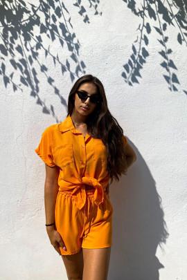 Komplet Syrio oranžový