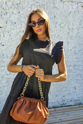 Šaty Liza čierne