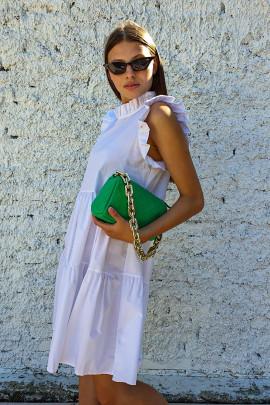 Šaty Liza biele
