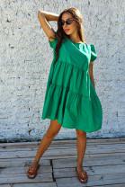 Šaty Antonela zelené