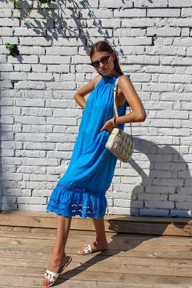 Šaty Vitale modré