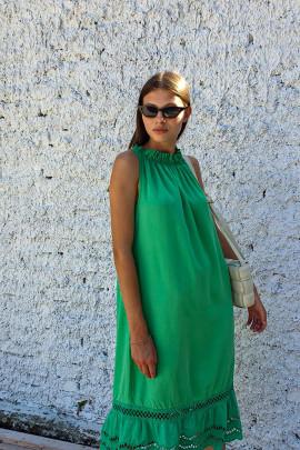 Šaty Vitale zelené