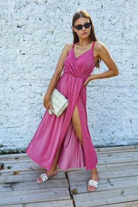 Šaty Curzio ružové