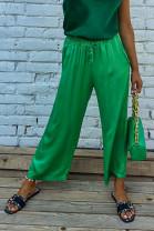 Nohavice Matto zelené