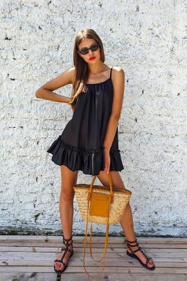 Šaty Licia čierne