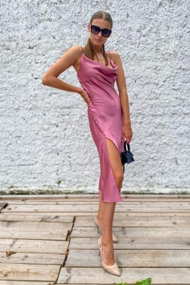 Šaty Viviana staroružové