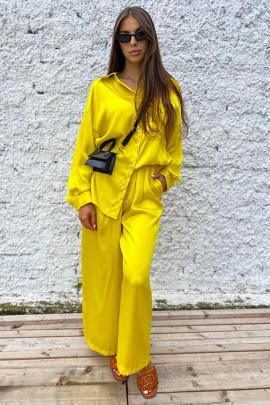 Košeľa Siria žltá