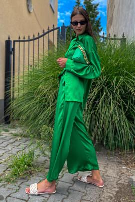 Košeľa Siria zelená