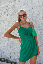 Šaty Lumira zelené
