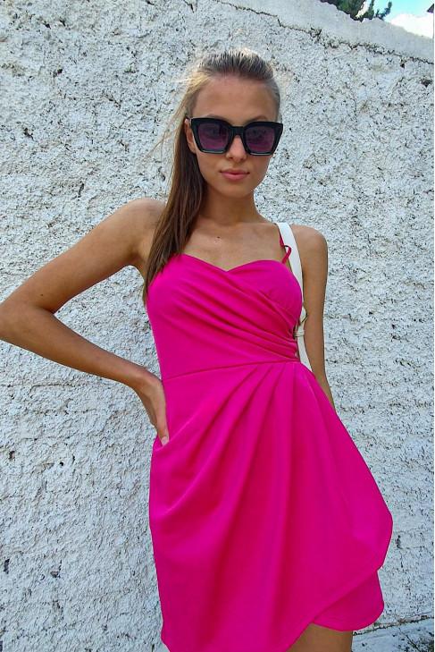 Šaty Lumira ružové