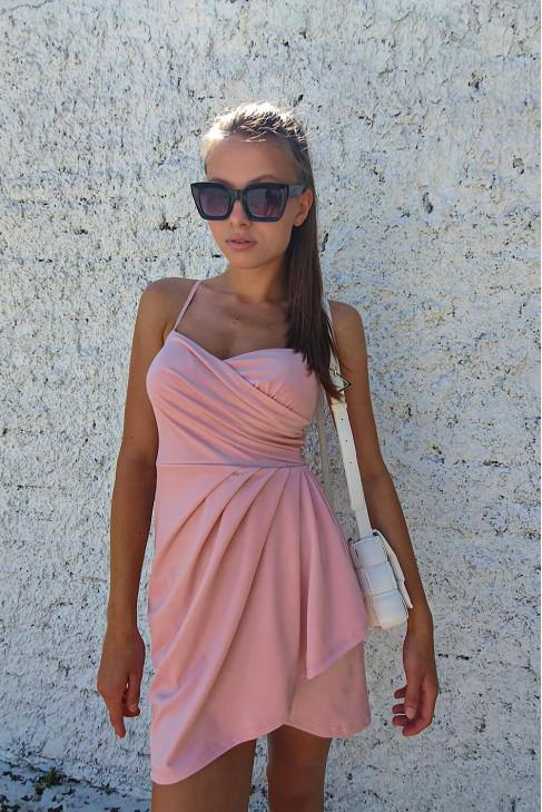 Šaty Lumira staroružové